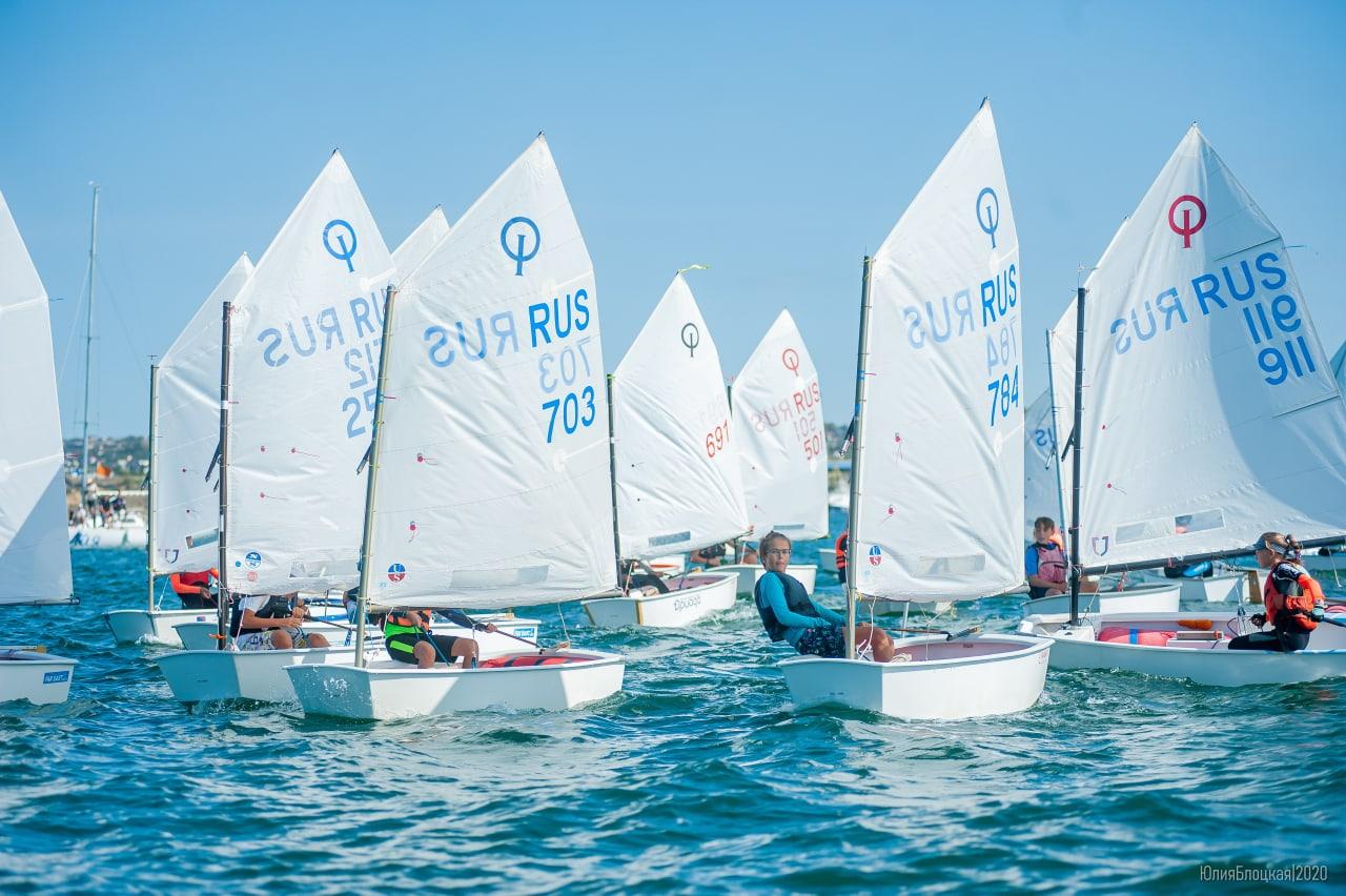 Фестиваль водных видов спорта «Севастопольские паруса»