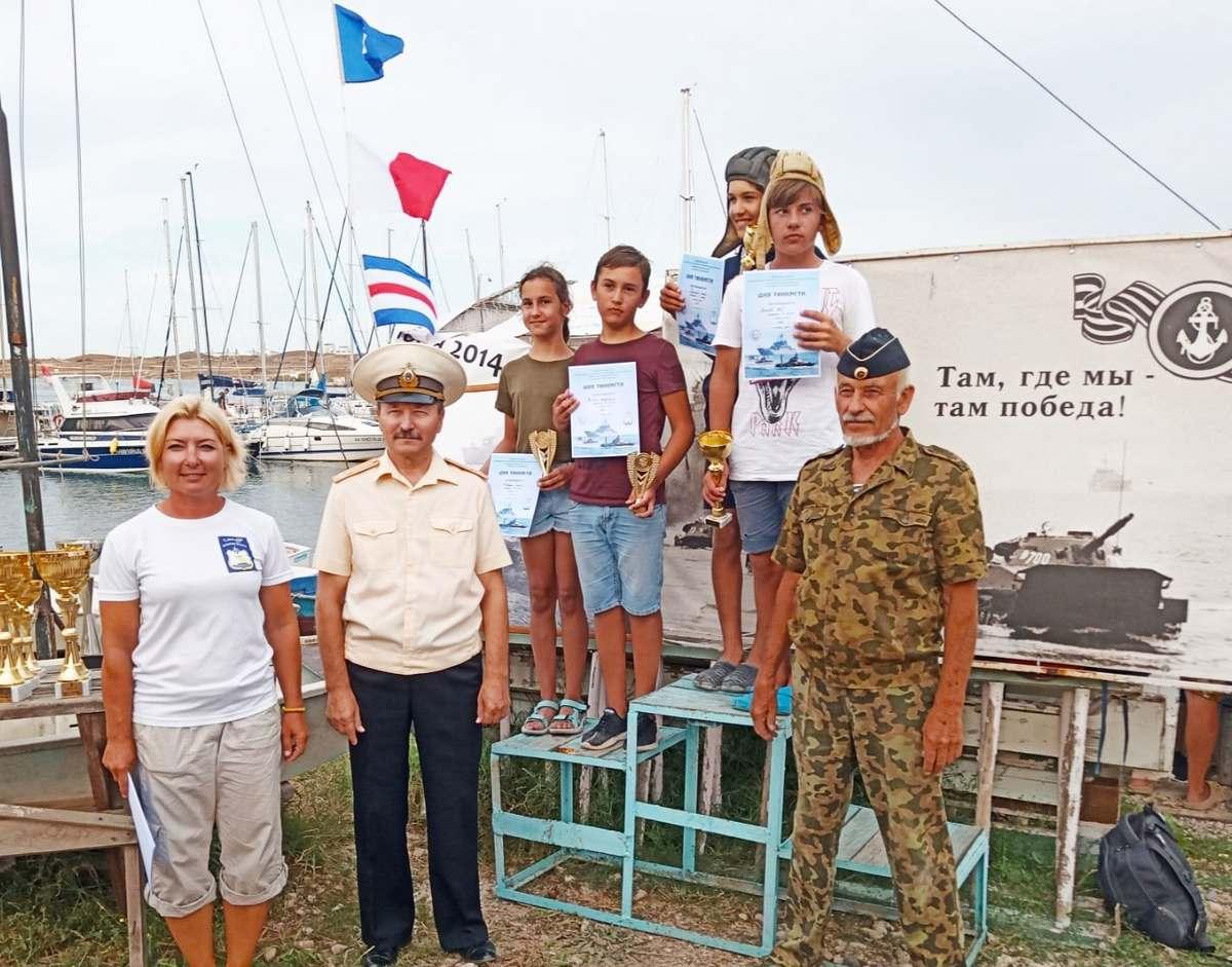 День Танкиста в яхт-клубе «Казачья Бухта»