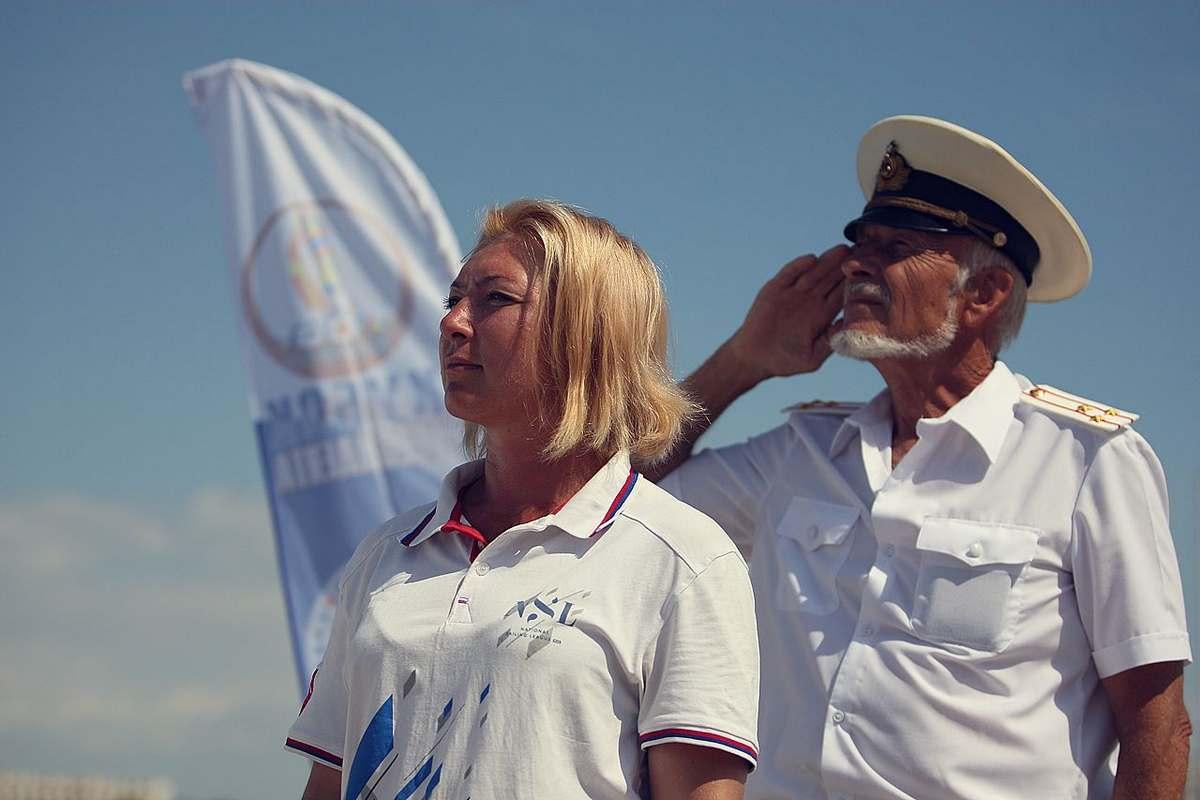 Регата, посвященная Дню Военно-морского Флота России